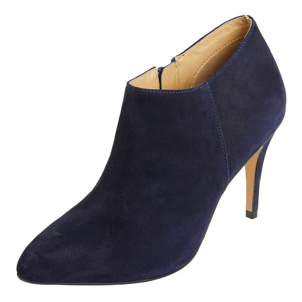 Carvela Point Toe Ankle Boots