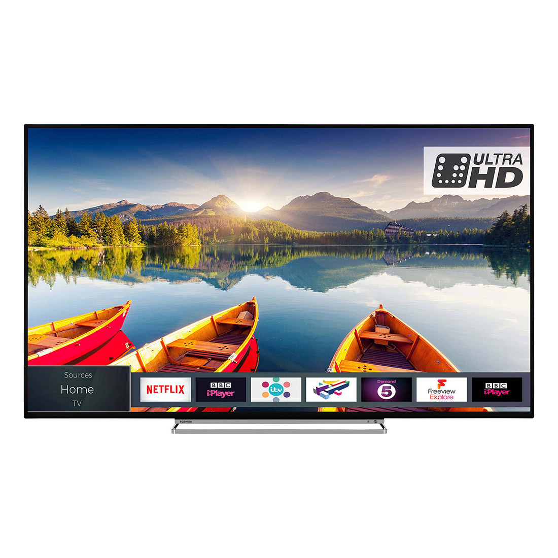 Toshiba LCD 40 Inch HD TV